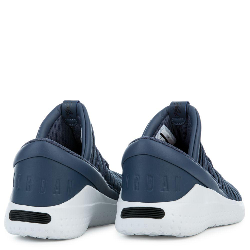 010de806799e30 Jordan Flight Luxe THUNDER BLUE BLACK-PURE PLATINUM