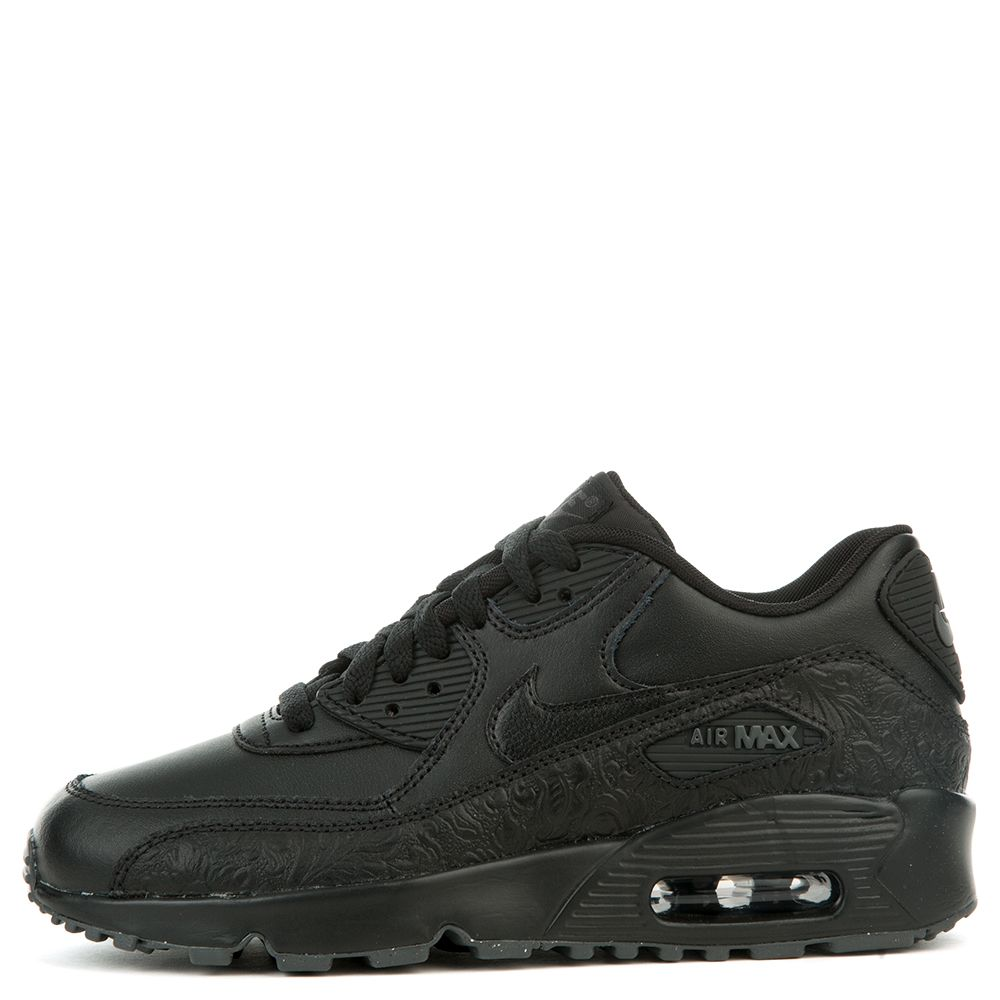 873c32111e13 Air Max 90 LTR Se BLACK BLACK-DARK GREY - Nike Mens Shoes - Nike ...