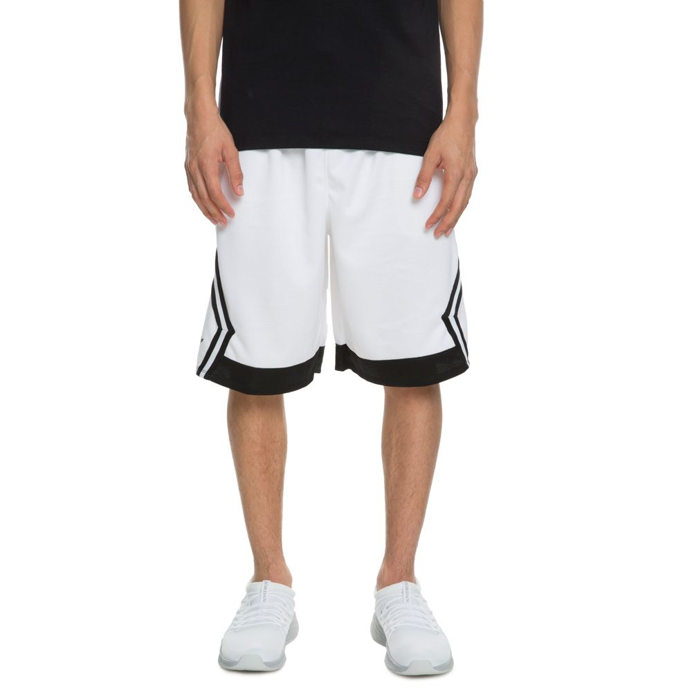 77708857a96705 Jordan Rise Diamond Short WHITE BLACK