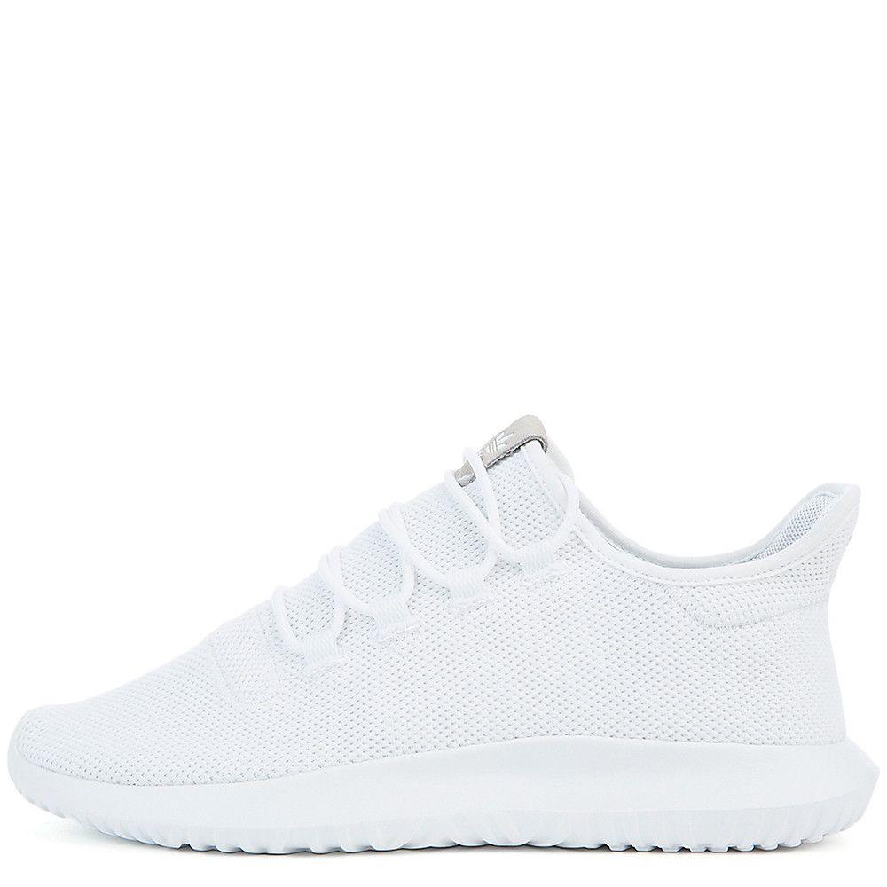 3b339ab36601 Men s Tubular Shadow Knit Athletic Lifestyle Sneaker FTWWHT CBLACK FTWWHT