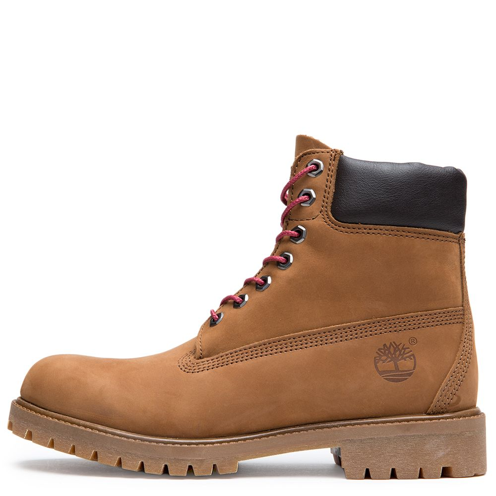 MEN S TIMBERLAND 6 INCH PREMIUM BOOT TUNDRA WATERBUCK bd27112e27a