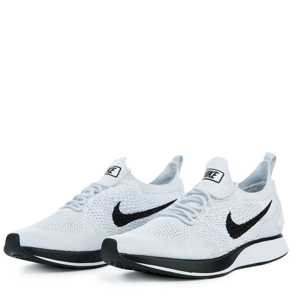 Air Zoom Mariah Flyknit Racer PURE PLATINUM WHITE - Nike Mens Shoes ... 25d77a489
