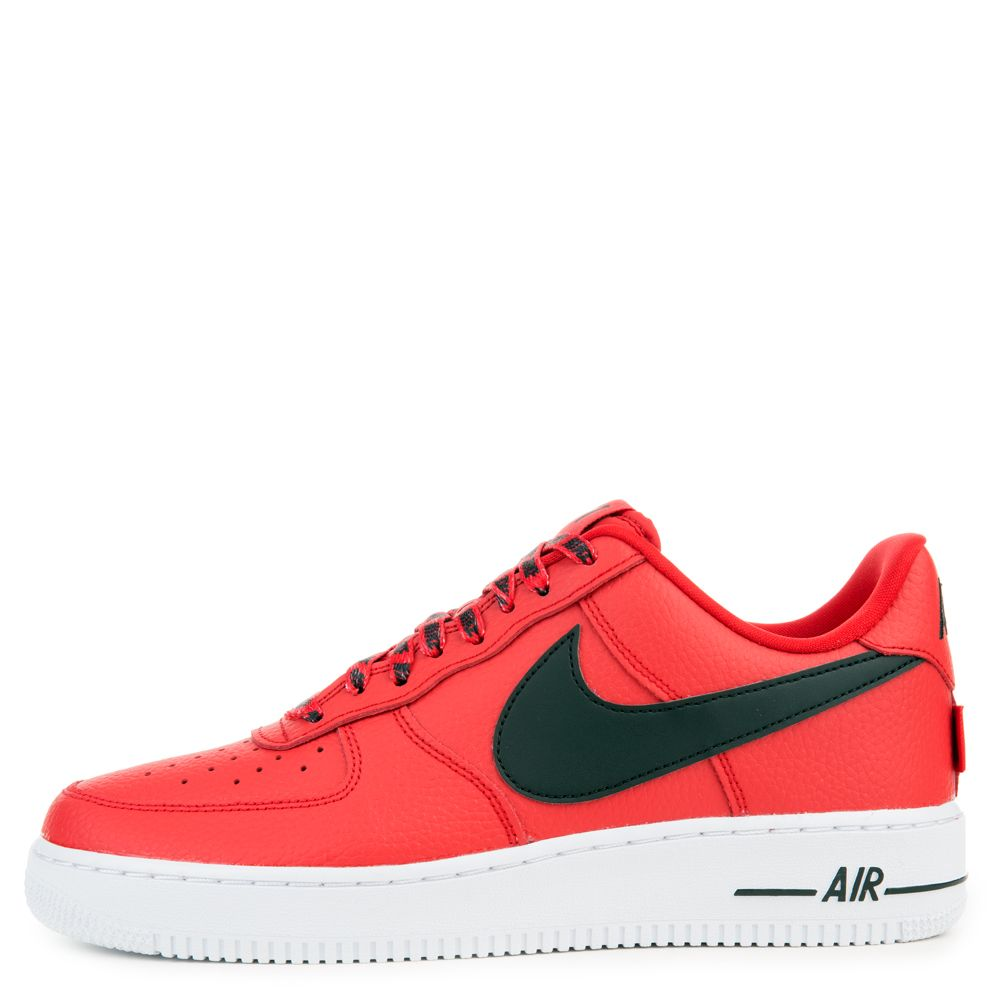finest selection 96c9f 9394b Air Force 1  07 LV8 UNIVERSITY RED BLACK-WHITE
