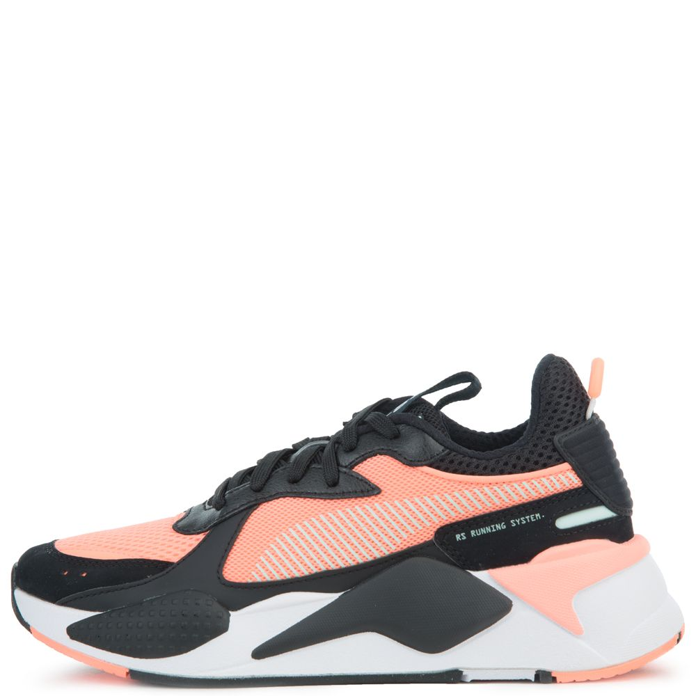 62212e1f88d5 (GS) RS-X TOYS Puma Black-Bright Peach