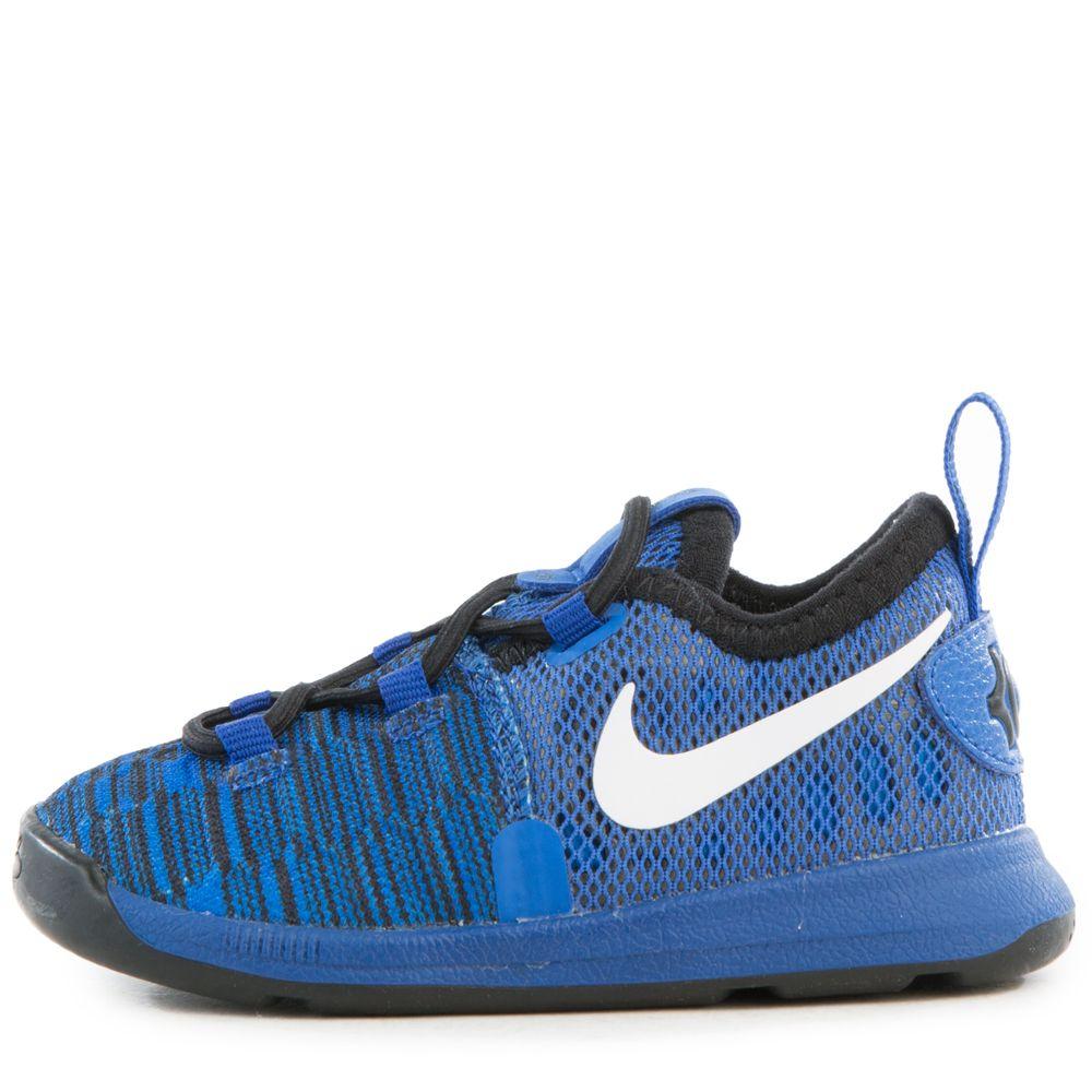 the latest f9dff dbb6e Nike KD9 (TD) Blue/White