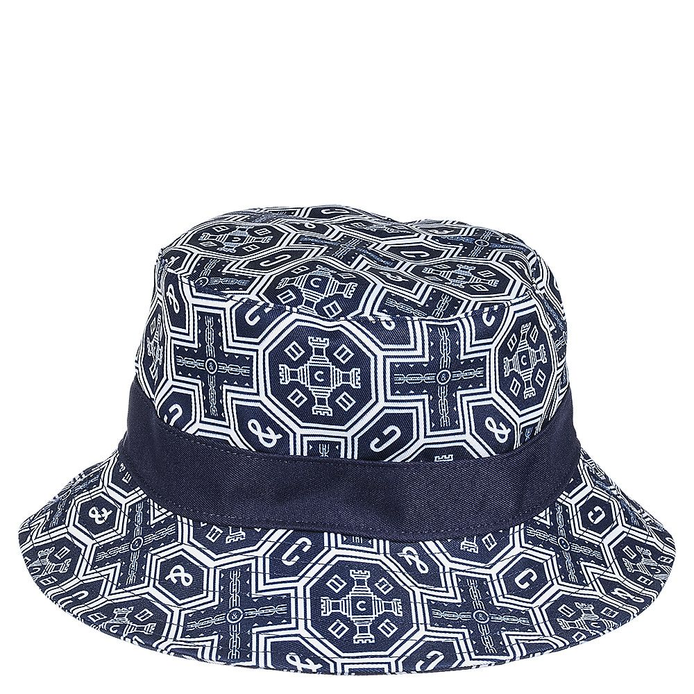 70bbe242f877f Woven Reversisble Bucket Hat True Navy