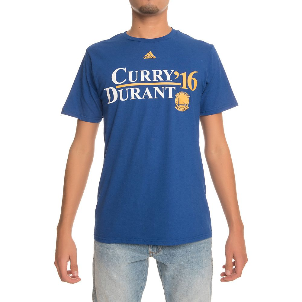c2c489058b7 Men s Golden State Warriors Stephen Curry   Kevin Durant Election T ...