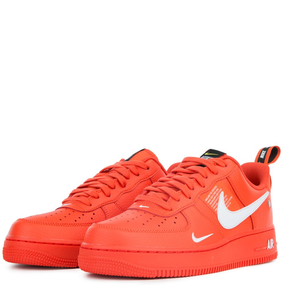 267418fd82dd AIR FORCE 1  07 LV8 UTILITY TEAM ORANGE WHITE-BLACK-TOUR YELLOW