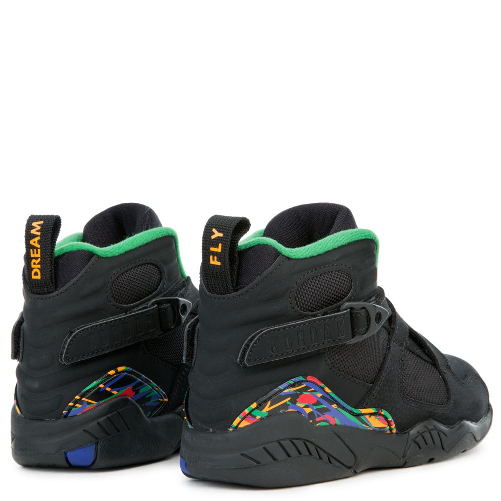 5fa59641d17 (PS) JORDAN 8 RETRO BLACK/LIGHT CONCORD-ALOE VERDE