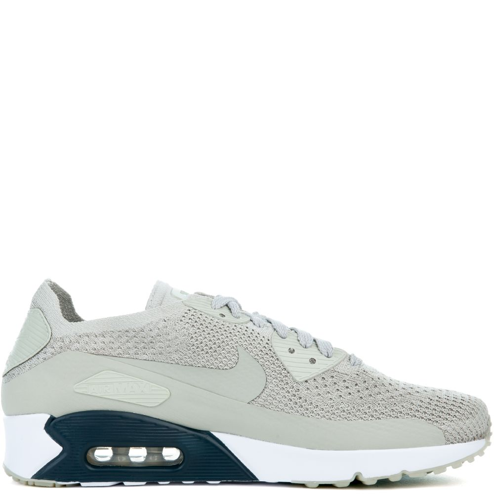 bae56abfcb6 Air Max 90 Ultra 2.0 Flyknit PALE GREY PALE GREY-ARMORY NAVY