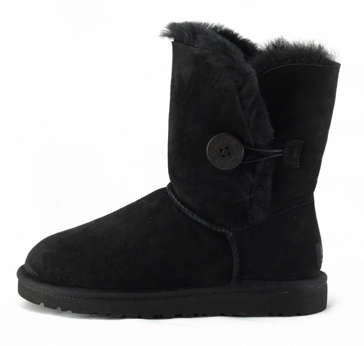 44bc5950762 UGG Australia for Women: Bailey Black Boots BLACK