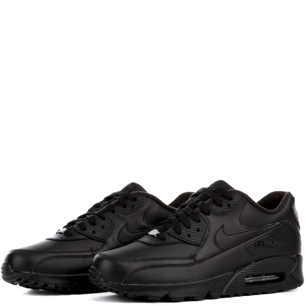 53bd5c9873 AIR MAX 90 LEATHER Black