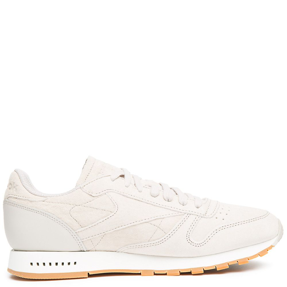 f704b2be667 Men s Classic Leather SG Sneaker SAND STONE CHALK GUM