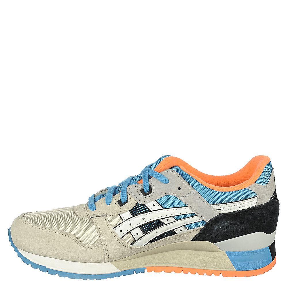 best website 8633e 7da7d Men's Casual Sneaker Gel Lyte III Off White/Teal/Orange