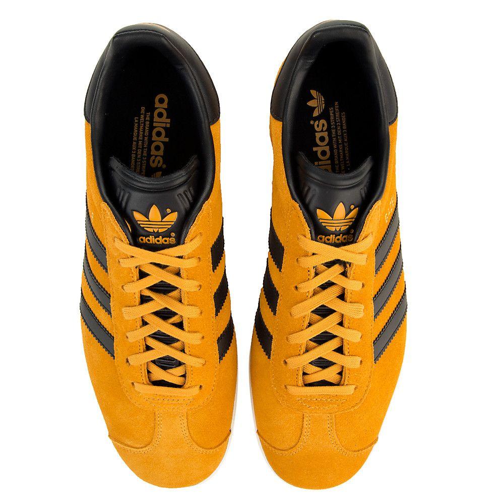 ef48dec5271b Men s Gazelle Casual Sneaker TACYEL CBLACK GOLDMT