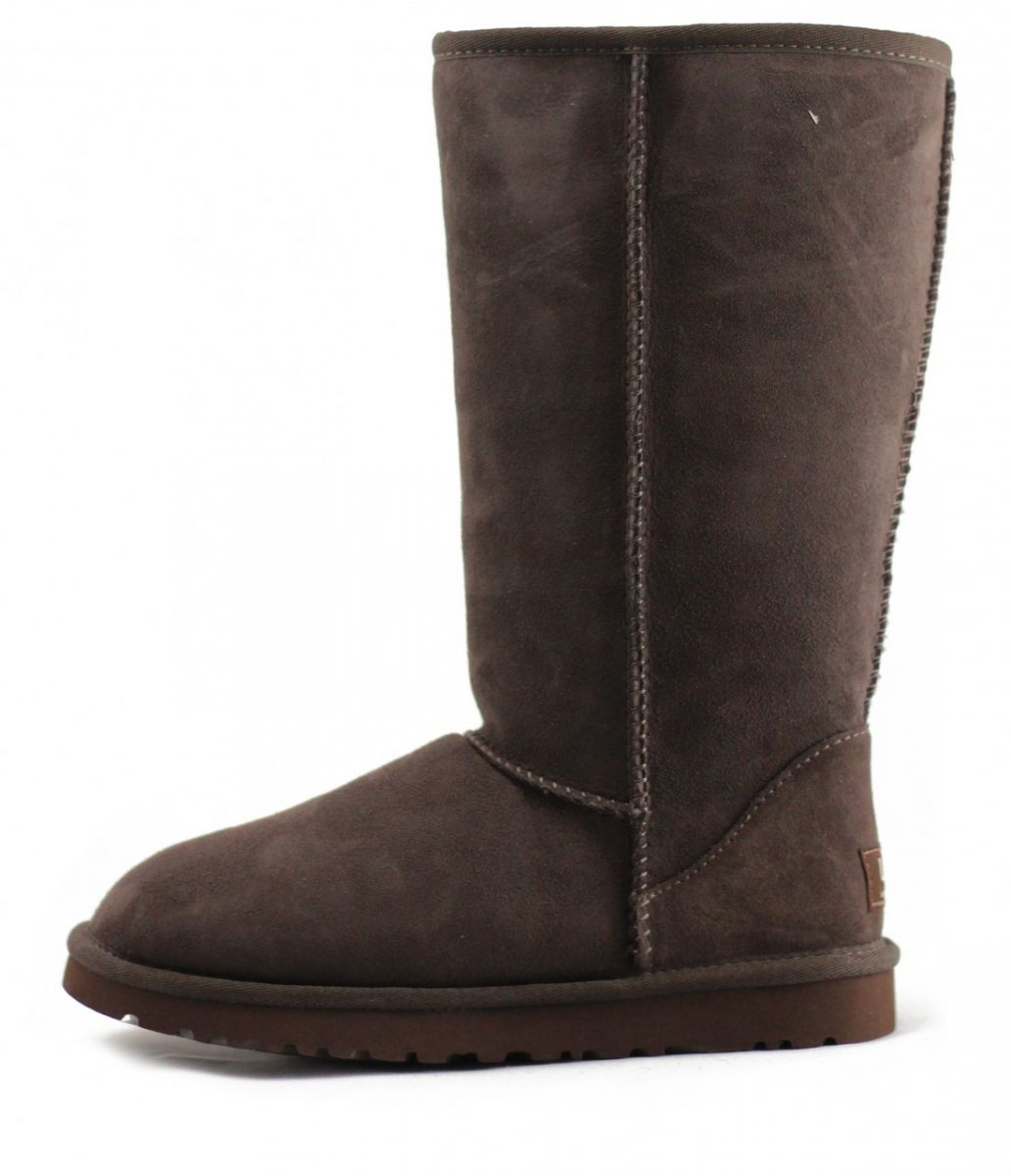 9f333d16103 UGG Australia for Women: Classic Tall Chocolate Boots Brown