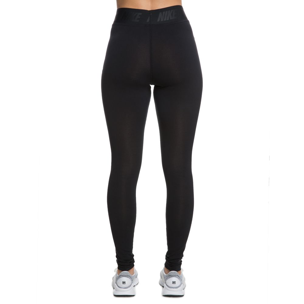 a99c5a388b666 WOMEN'S NIKE SPORTSWEAR LEGGINGS HW METALLIC BLACK