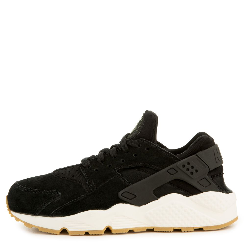 578d12d2428d2 Air Huarache Run SD BLACK DEEP GREEN-SAIL-GUM LIGHT BROWN