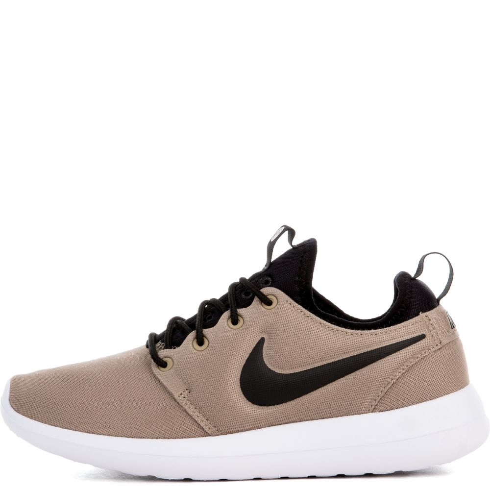 6a421d1dba07 W NIKE ROSHE TWO KHAKI BLACK-BLACK-WHITE