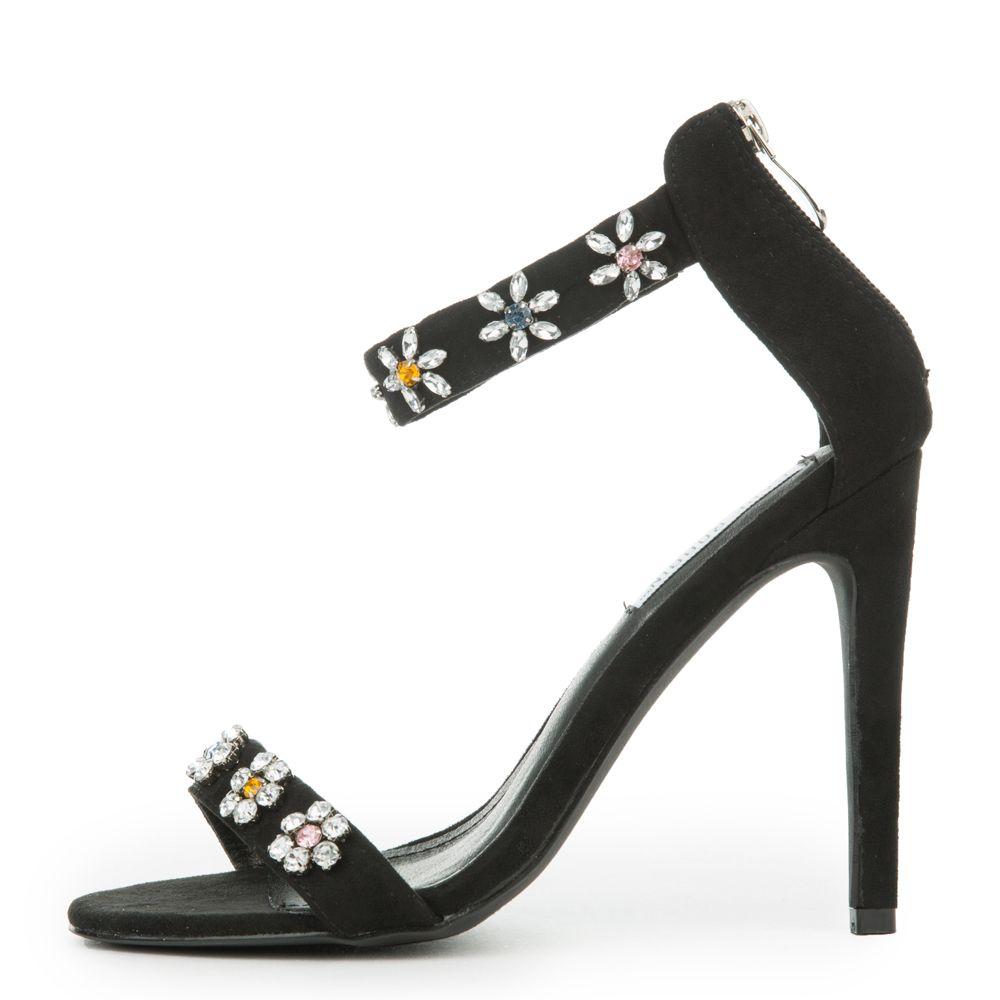 e0bf2846e8b Cape Robbin Women s Suzzy-58 High Heel Black