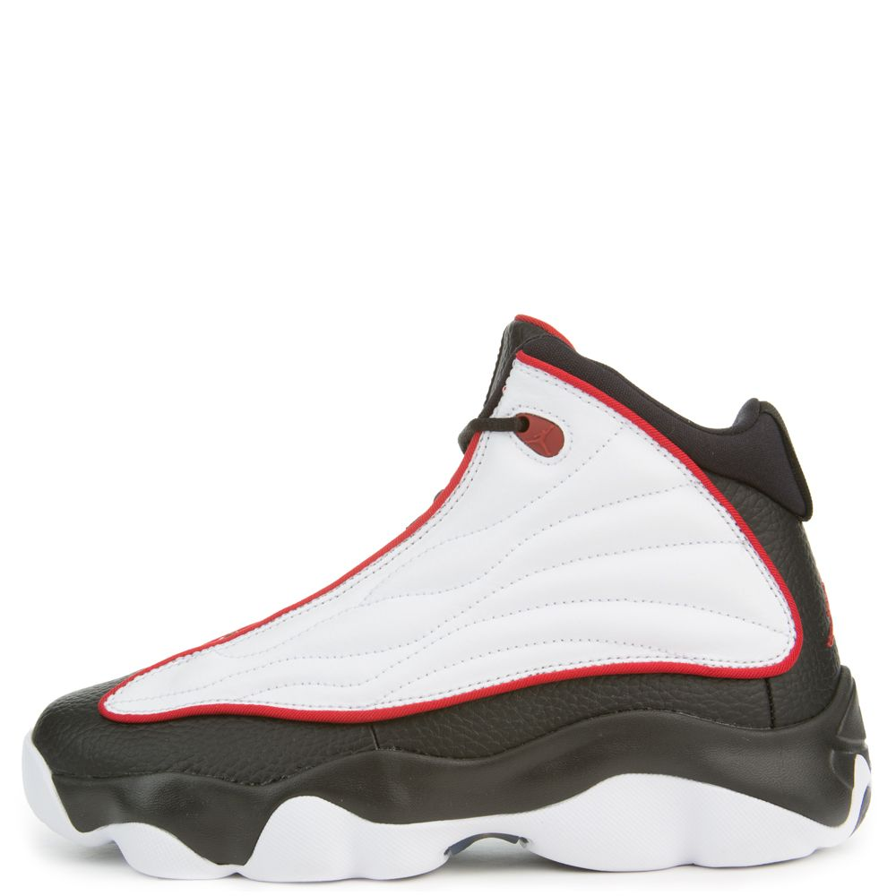 e94c28f12fe ... cheap jordan pro strong black varsity red white 2eb2c ccf39