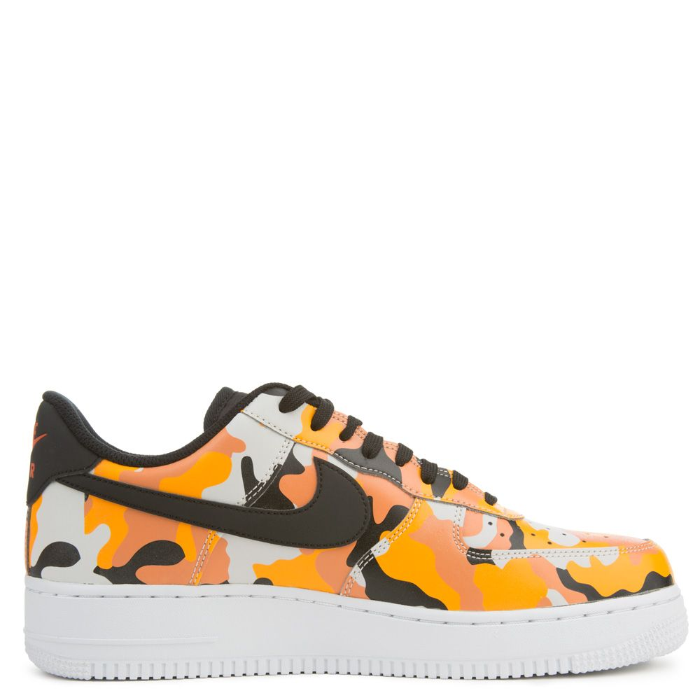de6adf7cf7186 Air Force 1 07' LV8 TEAM ORANGE/BLACK-CIRCUIT ORANGE