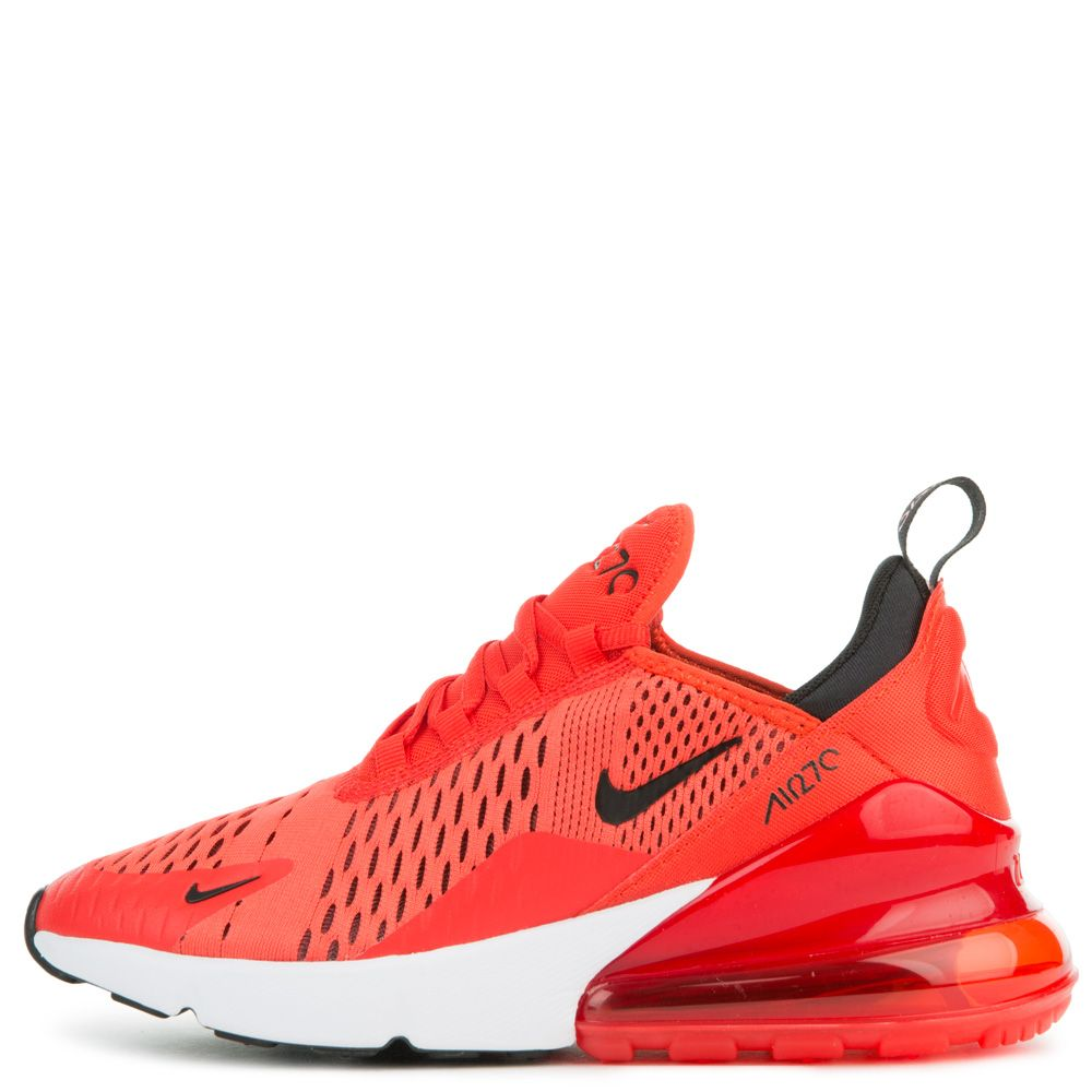 sports shoes c9d98 53a9b ... mens running shoes ah8050 401 ce68c c7864  spain grade school nike air  max 270 habanero red black white 4c27d 44485