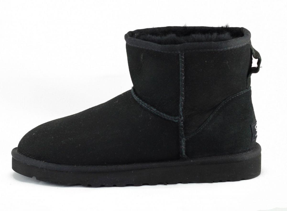 ef958fef8a5 UGG Australia for Women: Classic Mini Black Boot BLACK