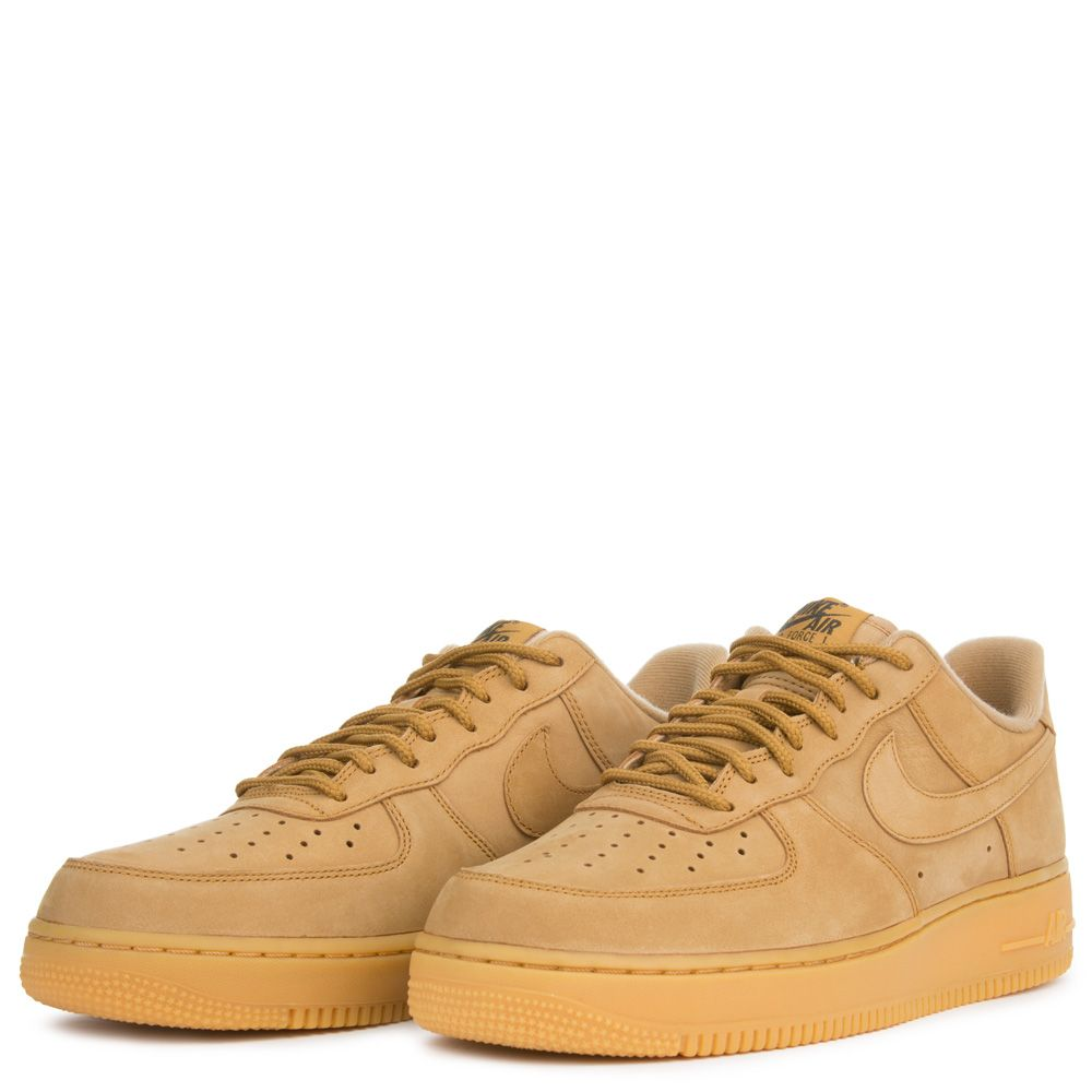 buy online 97be7 2d5d6 Air Force 1 07 WB FLAXFLAX-GUM LIGHT BROWN-OUTDOOR GREEN