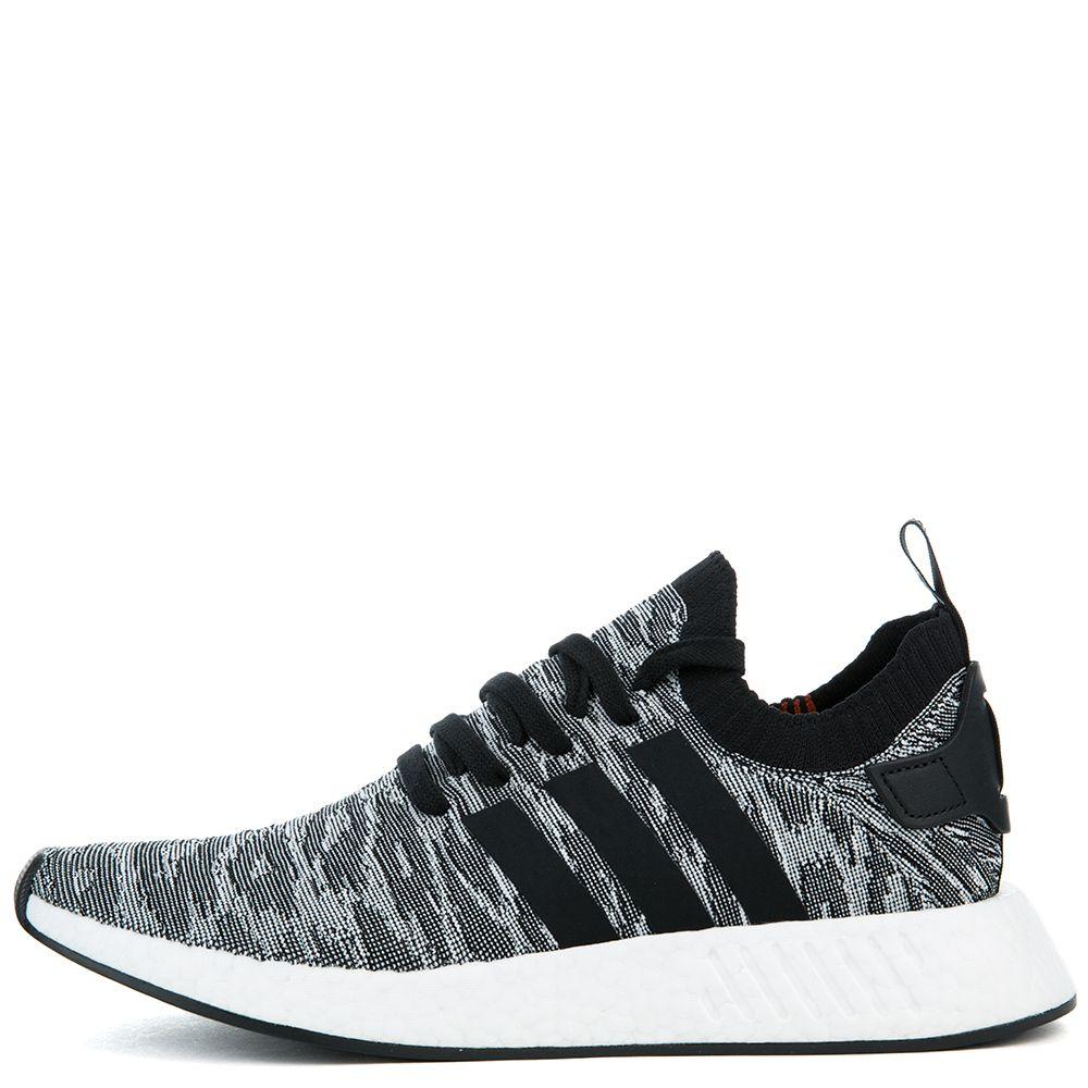 0326e128c6b8a Adidas Sneaker NMD R2 PK Coral Black White