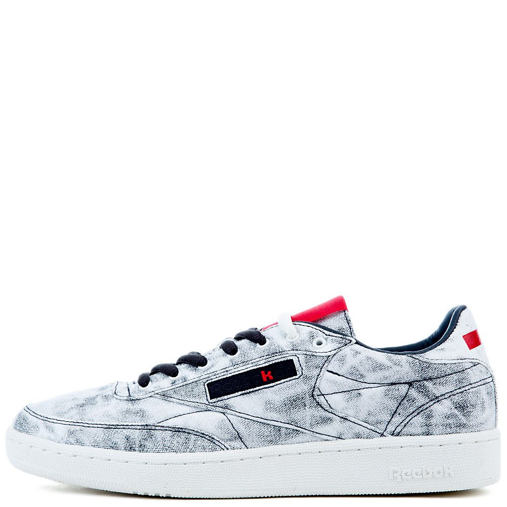 c469f5fb835b8 Kendrick Lamar x Reebok Classic Club C Lifestyle Sneaker White ...
