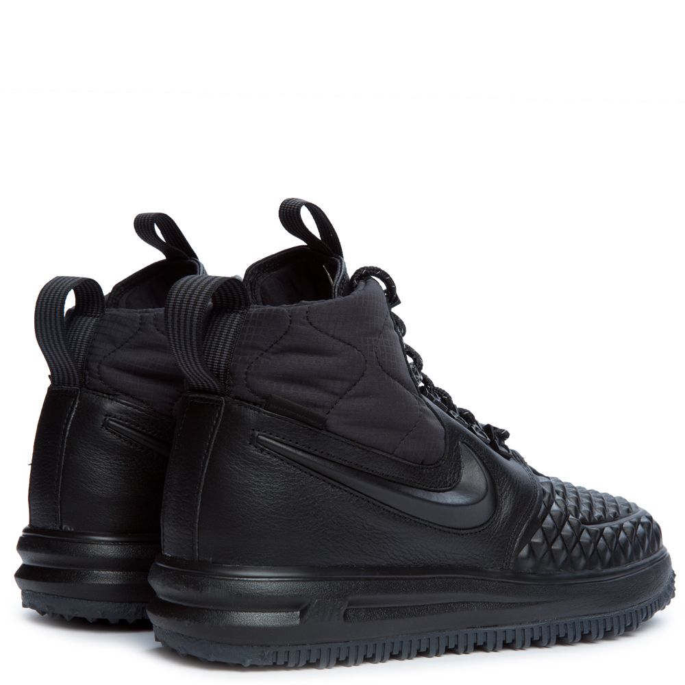 wholesale dealer e92fe 246d1 Lunar Force 1 Duckboot  17 BLACK BLACK ANTHRACITE
