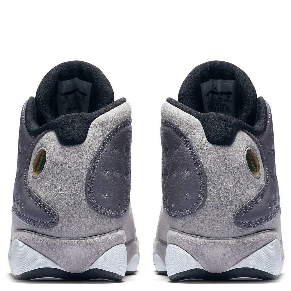 timeless design cb3be b0bec ... Air Jordan 13 Retro ATMOSPHERE GREY BLACK-WHITE ...