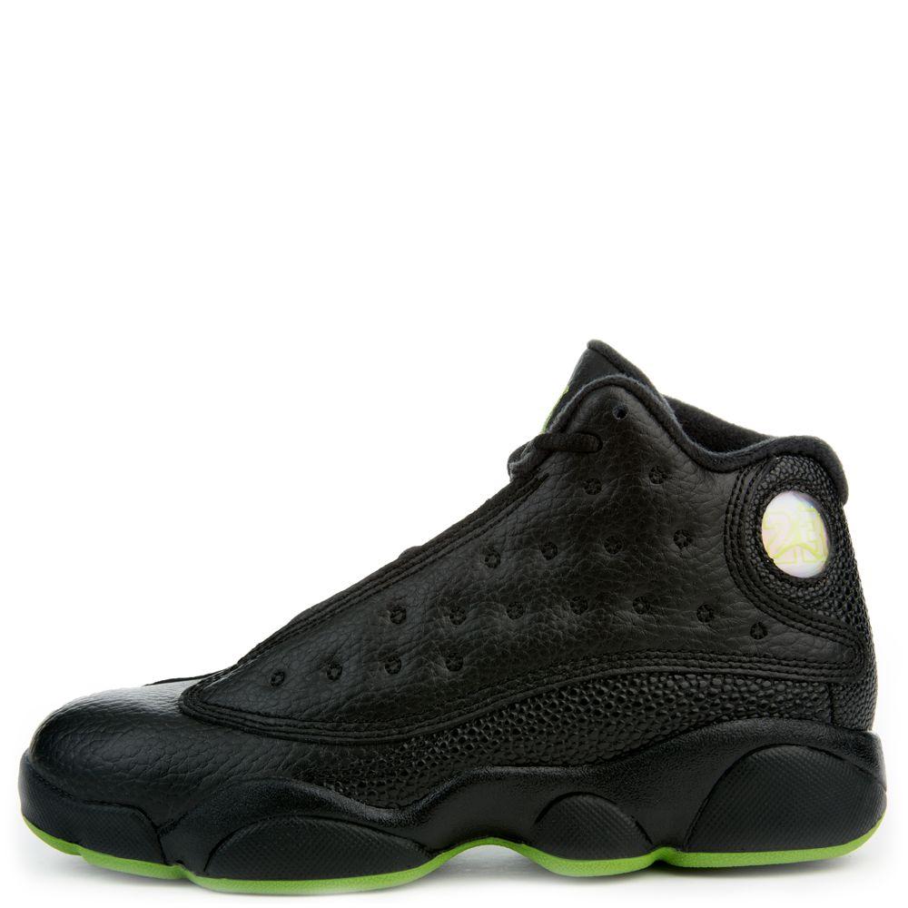 6d29843a657 czech jordan 13 retro black altitude green white 6a231 40c0c