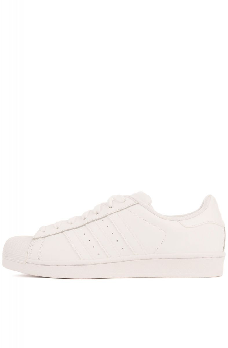 online store d6db5 ffe1e The Superstar Foundation in White White