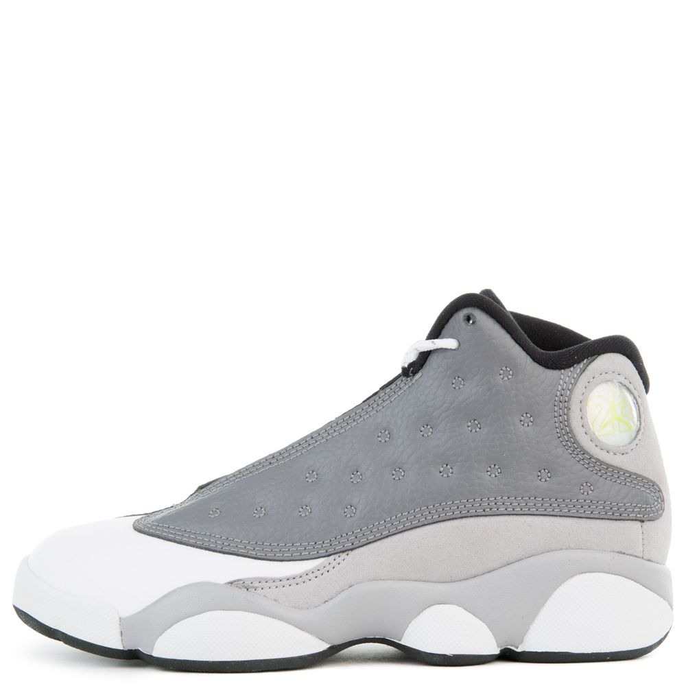 4efd9dd5361 (PS) AIR JORDAN 13 RETRO ATMOSPHERE GREY/BLACK-WHITE