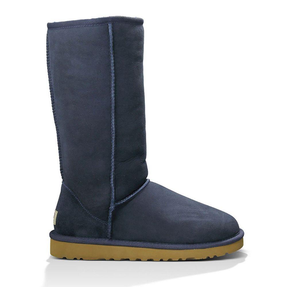 e2872b53917 UGG Australia for Women: Classic Tall Navy Boots Navy
