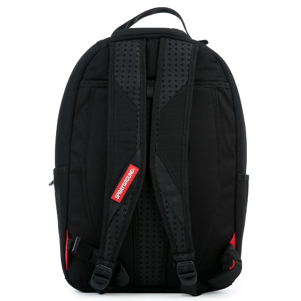 00c0b952382 Ghost Stealth Cargo Backpack BLACK