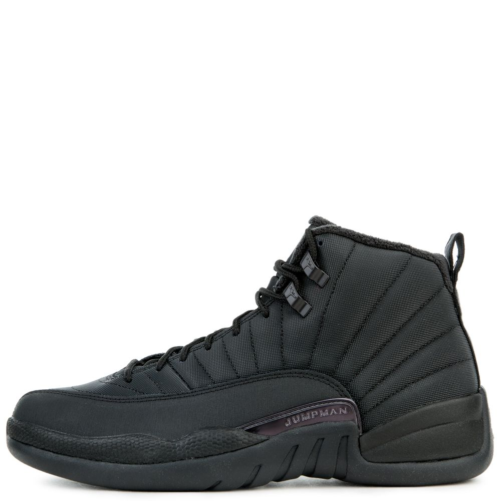 c2000997d86b74 AIR JORDAN 12 RETRO WINTERIZED BLACK BLACK-ANTHRACITE