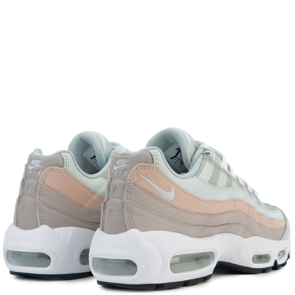 another chance 11ce2 cb14b ... AIR MAX 95 LIGHT SILVER WHITE-MOON PARTICLE ...