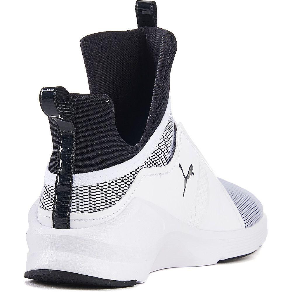 b4abc5c95ef Women s Fierce Core Athletic Lifestyle Sneaker White Black