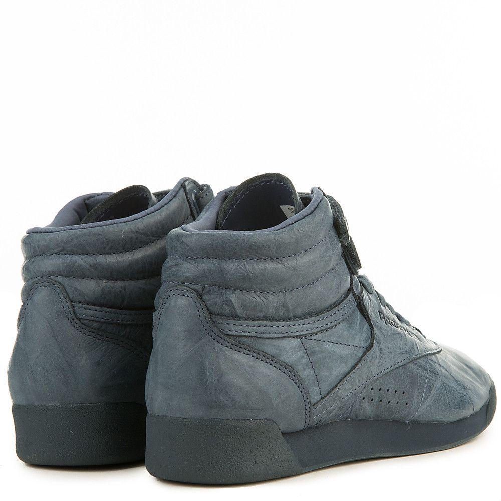 6139060aba8c3f Women s Freestyle Hi FBT Sneaker SMOKY INDIGO