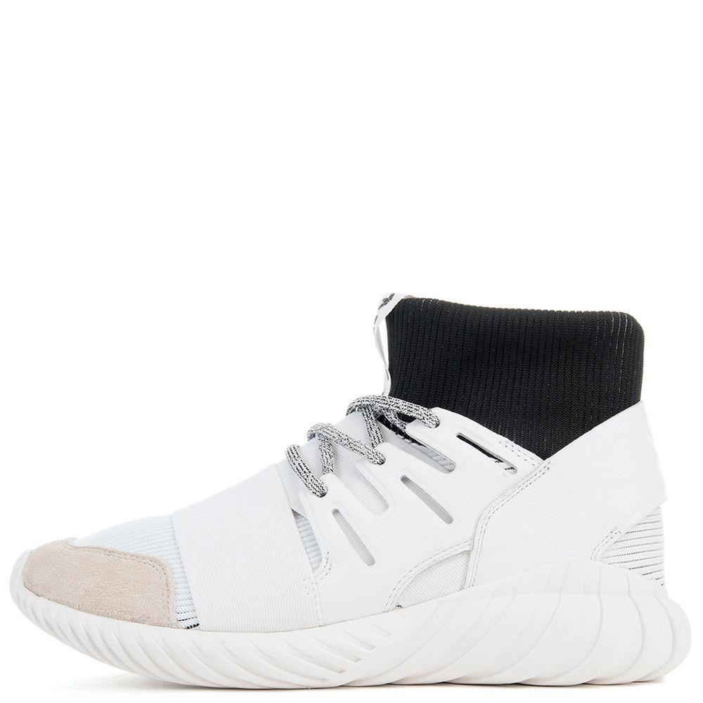 huge discount 4e7fa 0f02d Men's Tubular Doom Sneaker FTWWHT/FTWWHT/CBLACK