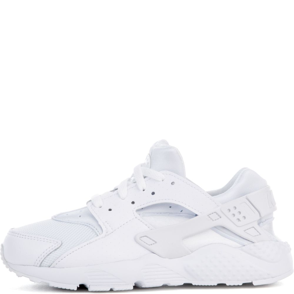 new style 8d610 630a6 NIKE HUARACHE RUN (PS) WHITEPURE PLATINUMWHITE