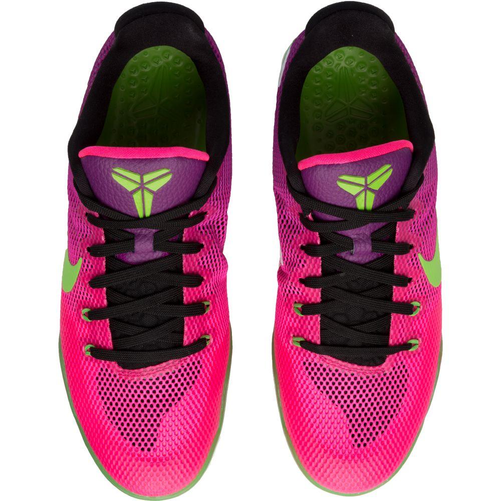 Kobe XI Pink Green Purple Black 58b241ab4e