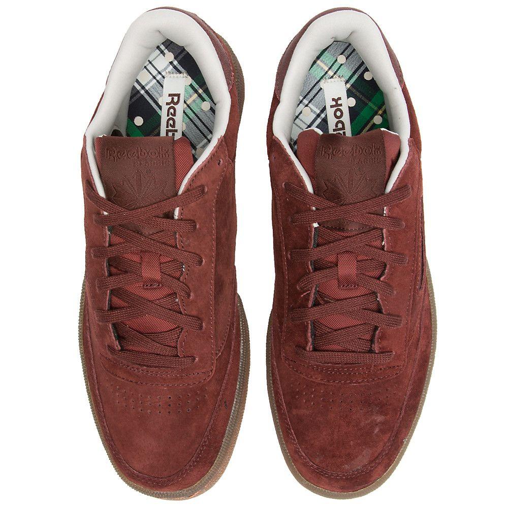 24fd0ec617081 Men s Club C 85 G Sneaker BURNT SIENNA SAND STONE
