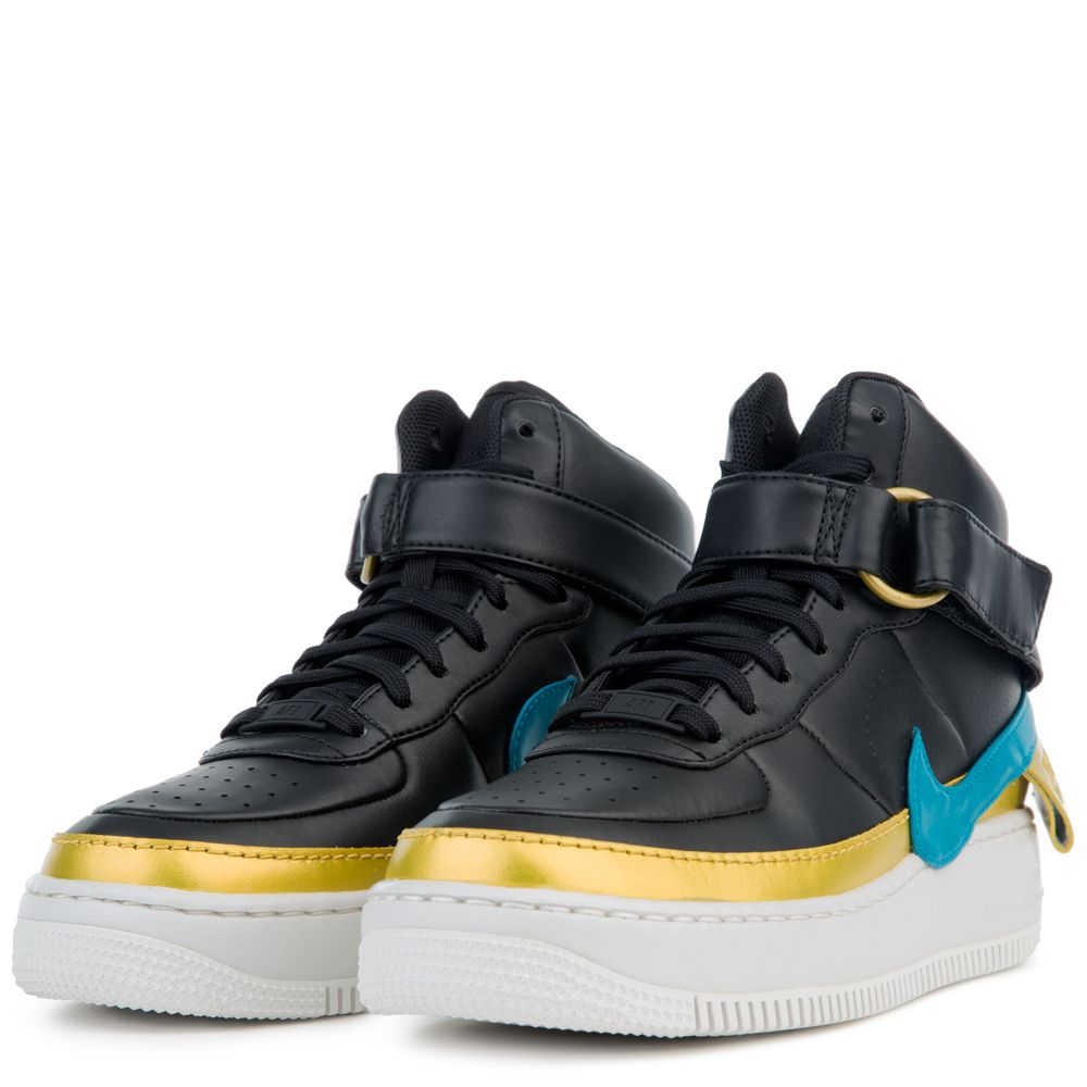 huge selection of eb84d bc820 AIR FORCE 1 JESTER HI XX BLACK BLUSTERY-DUSTY PEACH