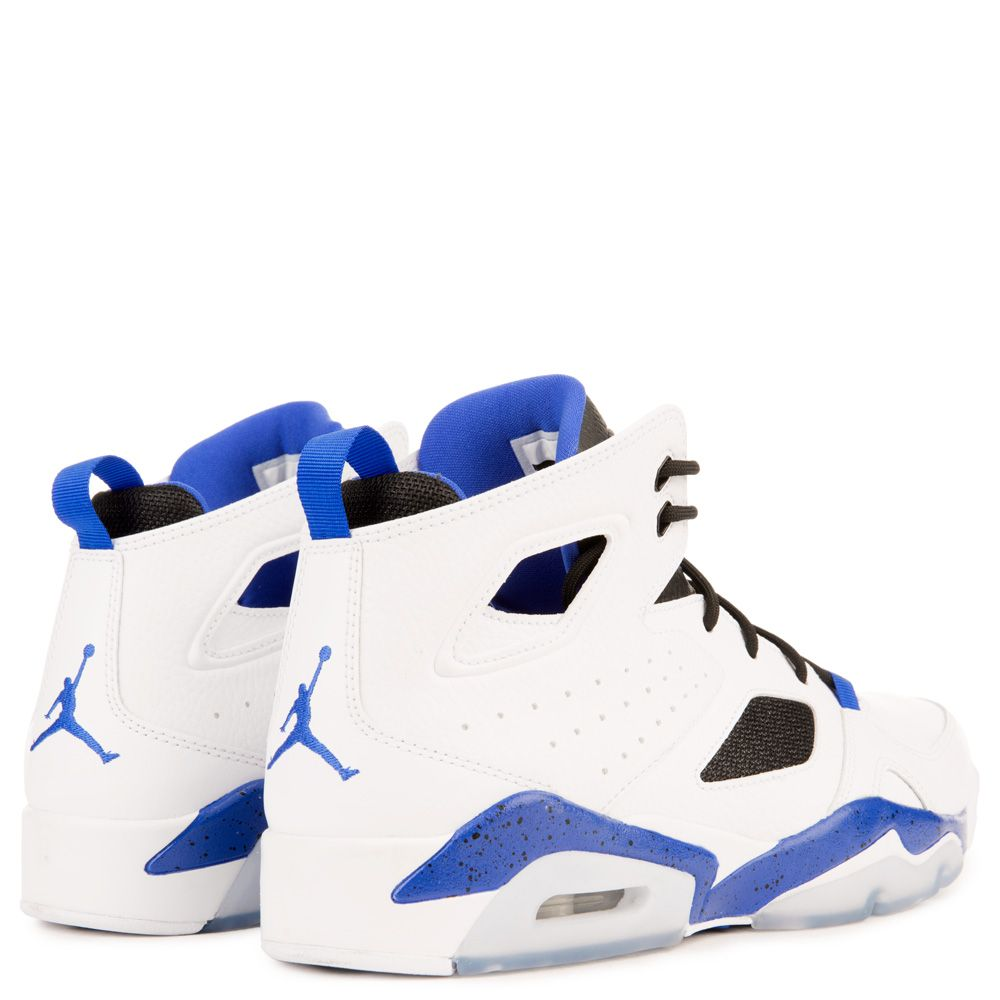 3b2bcae0240722 Jordan Flight Club  91 WHITE HYPER ROYAL-BLACK