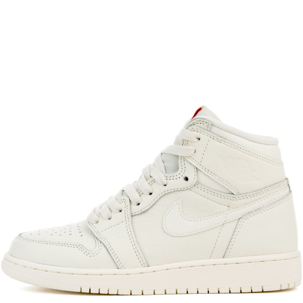02a24c8d7df9c3 Air Jordan 1 Retro High OG SAIL UNIVERSITY RED