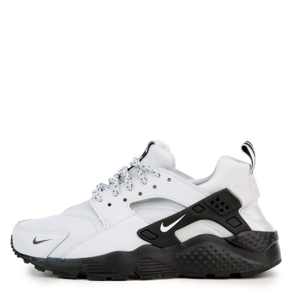 8c99bd78c0f75 (GS) HUARACHE RUN SE PURE PLATINUM WHITE-BLACK